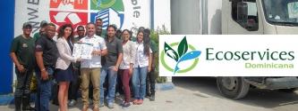 EQA entrega la certificación en 9001:2015 a ECOSERVICES DOMINICANA