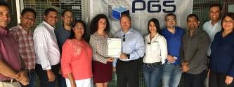 PGS obtiene la certificación HACCP de manos de EQA